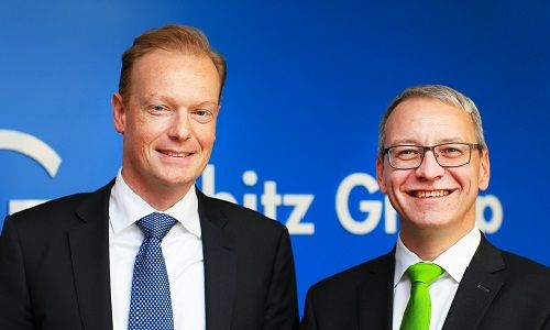 Managing directors of Silbitz Group GmbH Mr. Dr. Tiefel and Mr. Schiessl