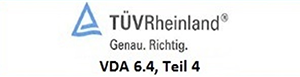Silbitz Group's certificate TÜV Rheinland Automotive Industry