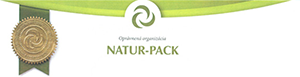 Eurocast Kosice's certificate Natur Pack environment