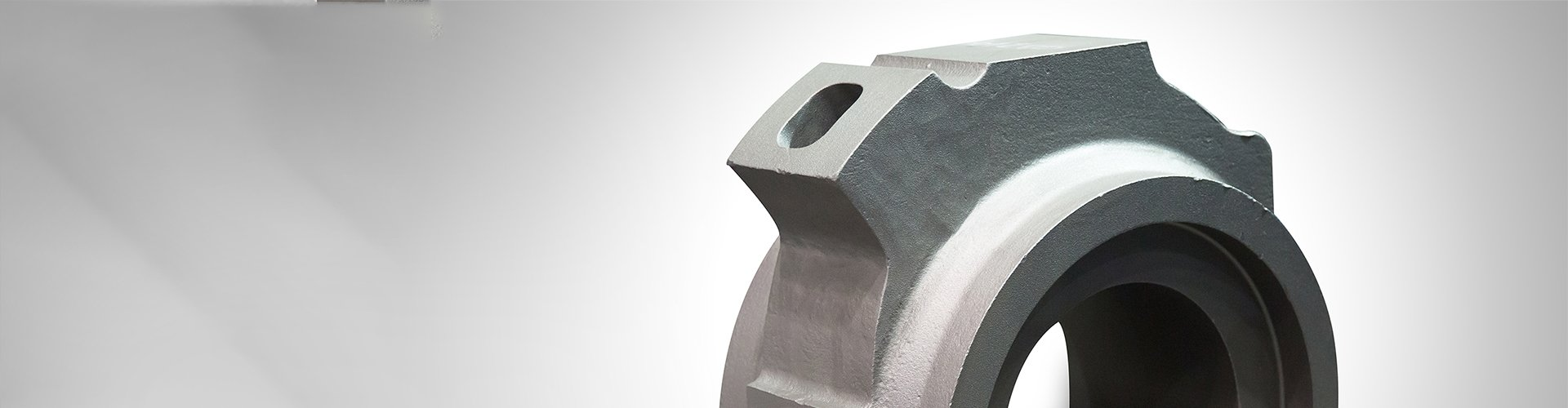Casting with coating for mechanical processing